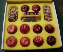 Apple and Sweets Gift Box